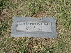 Beatrice Phillips Kuonen