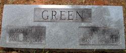 Joseph Anderson Green
