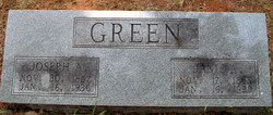 Janie A <i>Harper</i> Green