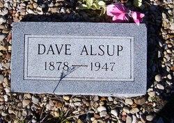 David Dave Alsup
