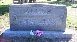 Elsie W. <i>Rasberry</i> Alsup