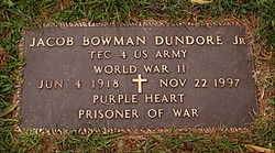 Jacob B Dundore, Jr