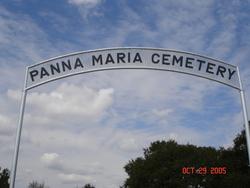Panna Maria Cemetery
