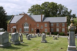 Mount Carmel Presbyterian Cemetery