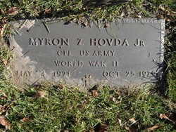 Myron Zell Hovda, Jr