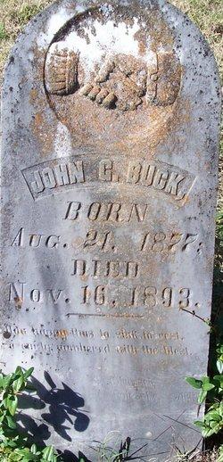 John G. Buck