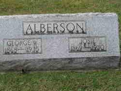 George W. Alberson
