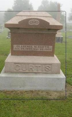 Clarence M Curtis