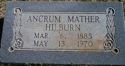 Ancrum Mather Ape Hilburn