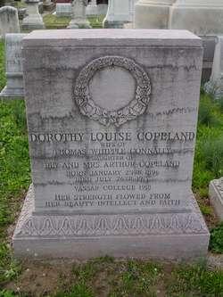 Dorothy Louise <i>Copeland</i> Connally