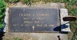 Frank E Corns