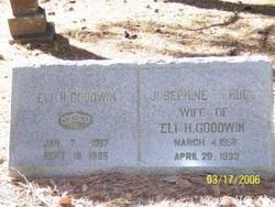 Josephine <i>Hugg</i> Goodwin
