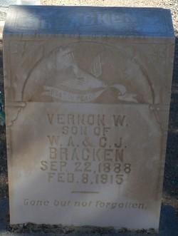 Veron William Bracken