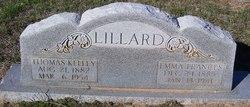 Emma Frances <i>Alsup</i> Lillard