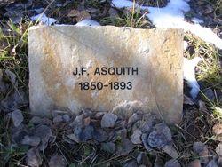 John F Asquith