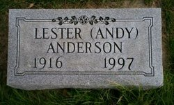 Lester Andy Anderson