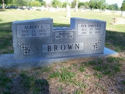Iva Mae <i>Smyers</i> Brown
