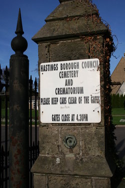 Hastings Cemetery and Crematorium