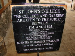 St Johns College