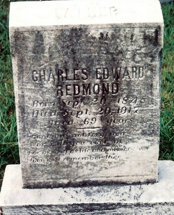 Charles Edward Redman Redmond