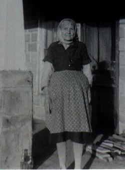 Clemmie Mamie <i>Welch</i> Berryhill