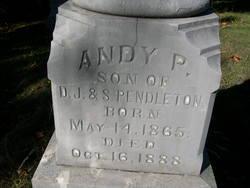 Andy P. Pendleton