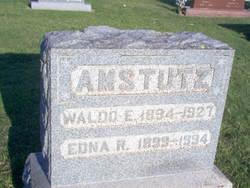 Edna R <i>Stephens</i> Amstutz