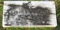 Claud E. Williams, Sr