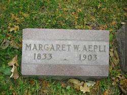 Margaret Walser Aepli