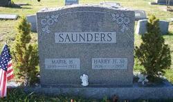 Harry Harmening Saunders, Sr