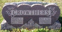 Mabel V. <i>Harris</i> Crowthers