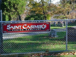 Saint Casimirs Cemetery