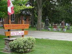 Holy Trinity Anglican Church Cemetery