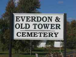 Everdon & Old Tower Cemetery