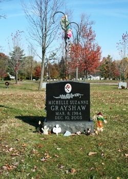 Michelle Suzanne Grayshaw