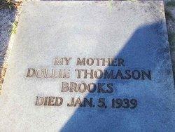 Dollie <i>Thomason</i> Brooks