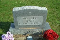 Sharon Ann <i>Jester</i> Scott