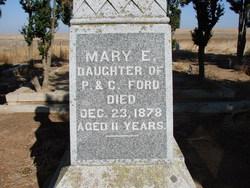 Mary E Ford