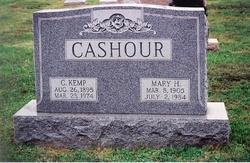 Mary <i>Hamilton</i> Cashour