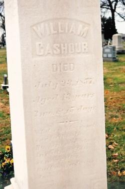 William Cashour
