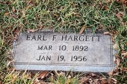 Earl F Hargett