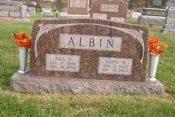 Ada Belle <i>Stauth</i> Albin