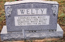 Charles Earl Welty