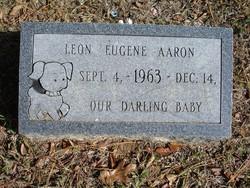 Leon Eugene Aaron