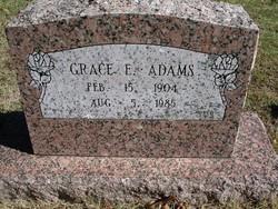 Grace E. Adams