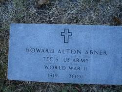 Howard Alton Abner