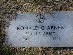 Ronald G. Abner