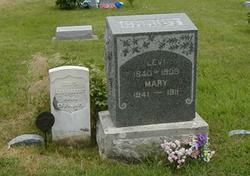 Mary Jane <i>Caldwell</i> Christ
