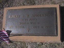 Elbert J.W. Anderson