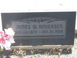 James William Andersen